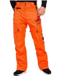 Superdry - Snow Pants - Lyst