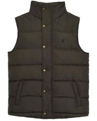 Joules - Trail Padded Gilet - Lyst