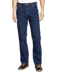 Wrangler Texas Denim Jeans - Blue