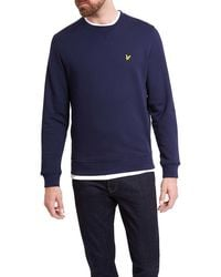 Lyle & Scott - Crew Neck Sweatshirt - Lyst