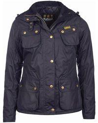 Barbour - Fins Wax Jacket - Lyst