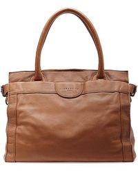 Liebeskind - Glory Vintage Leather Tote Bag - Lyst