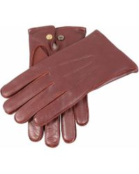 Dents - Leather Dress Gloves - Lyst