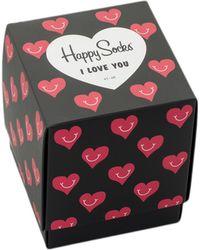 Happy Socks - I Love You Socks Gift Box Set - Lyst