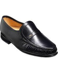 Barker - Jefferson Leather Shoes - Lyst