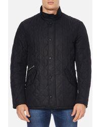 Barbour - Men's Chelsea Sportsquilt Coat - Lyst