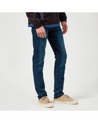 PS by Paul Smith - Tapered Fit Jeans - Lyst