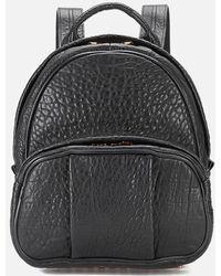 Alexander Wang - Dumbo Pebble Leather Backpack - Lyst