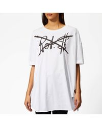 Vivienne Westwood - Anglomania Baggy T-shirt - Lyst