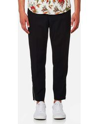 McQ - Doherty Zip Detail Trousers - Lyst