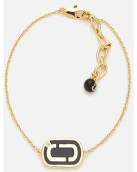 Marc Jacobs - Women's Icon Enamel Bracelet - Lyst