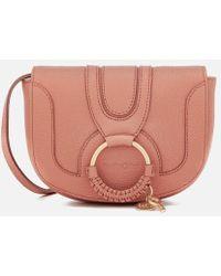 See By Chloé - Women's Hana Leather Cross Body Bag - Lyst