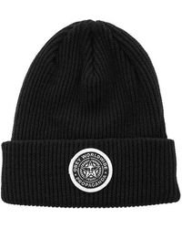 Obey - Men s Classic Patch Beanie - Lyst 9a04711957a5