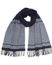 Woolrich - Women's Classic Double Wool Scarf - Lyst