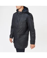 Barbour - Men's Crieff Wax Jacket - Lyst