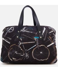 Paul Smith | Men's Bicycle Print 24 Hour Bag | Lyst