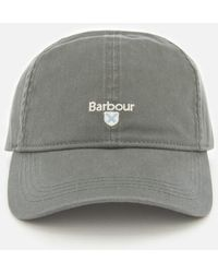 dc793ced0e4 Barbour Coledale Sports Cap in Black for Men - Lyst