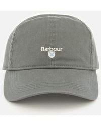 Barbour Men s Wax Sports Hat in Green for Men - Lyst 2ed2ef918ff2