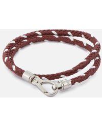 Tod's | Men's Scooby Trek Bracelet | Lyst