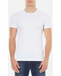 Paul Smith - Men's Crew Neck Tshirt - Lyst