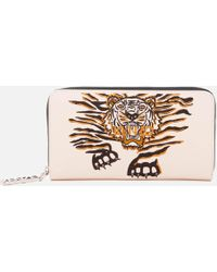 KENZO - Icon Continental Wallet - Lyst
