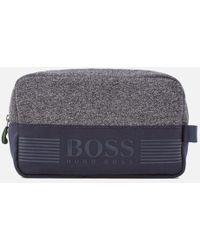 BOSS Green - Men's Pixel Medium Washbag - Lyst