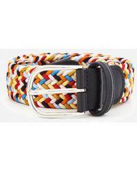 Andersons - Men's Core Woven Fabric Belt - Lyst