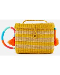Nannacay - Women's Roge Multi Thread Cross Body Bag - Lyst