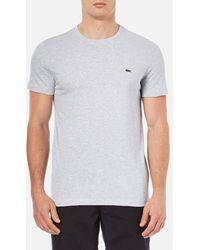 Lacoste - Men's Basic Tshirt - Lyst