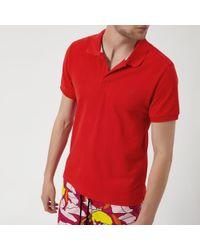 Vilebrequin - Men's Palatin Short Sleeve Polo Shirt - Lyst