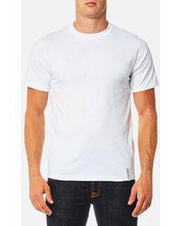 KENZO | Men's Crew Neck Essential Tshirt | Lyst