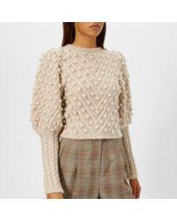 Zimmermann - Women's Unbridled Bauble Sweatshirt - Lyst
