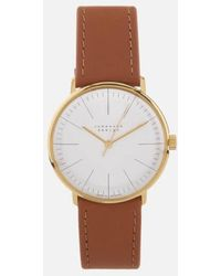 Junghans - Men's Max Bill Hand Winding Watch - Lyst