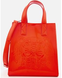 KENZO - Icon Mini Tote Bag - Lyst