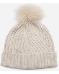 Woolrich - Women's Soft Wool Hat - Lyst