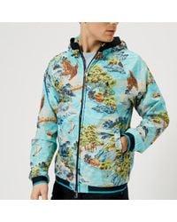 Polo Ralph Lauren - Men's Lined Windbreaker Jacket - Lyst