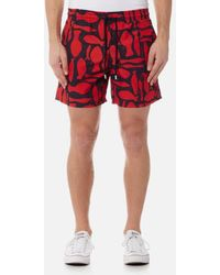 Vilebrequin - Men's Moorea Swim Shorts - Lyst