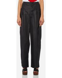 Vivienne Westwood Anglomania - Women's Arquebus Trousers - Lyst
