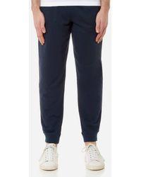 Lacoste - Men's Fleece Track Trousers - Lyst