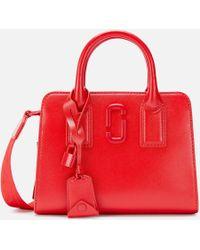 Marc Jacobs Little Big Shot Dtm Bag - Red
