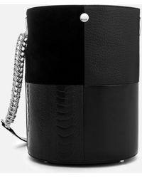 Alexander Wang - Women's Genesis Patchwork Bucket Bag - Lyst