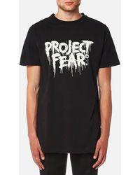 Matthew Miller - Men's Discord Project Fear Tshirt - Lyst