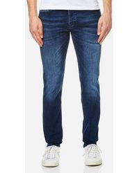 BOSS Orange - Men's Orange 90 Denim Jeans - Lyst