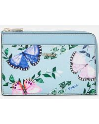 Furla - Women's Babylon Medium Credit Card Case - Lyst