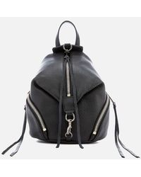 Rebecca Minkoff - Women's Convertible Mini Julian Backpack - Lyst