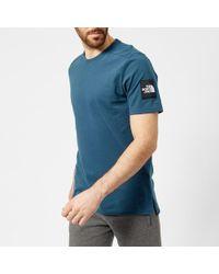 The North Face - Men's Short Sleeve Fine 2 Tshirt - Lyst
