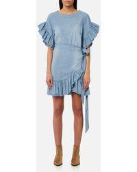 Isabel Marant - Etoile Women's Lelicia Dress - Lyst