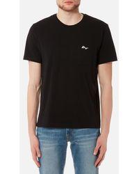 KENZO | Men's Small Signature Tshirt | Lyst