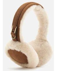 UGG - Australia Women's Classic Sheepskin Earmuffs - Lyst