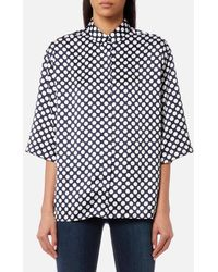 PS by Paul Smith | Women's Spot Shirt | Lyst